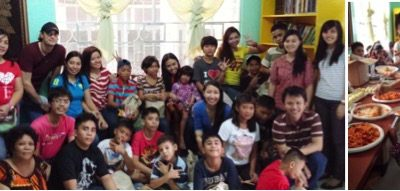 Bringing Smiles to the Orphaned/Abandoned Children